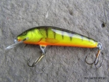 Salmo Minnow 5 F HP