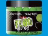 Carp Zoom Fluo Pop Ups 100g 16mm Jahoda -ryba