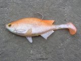 Prologic Flat Shiner Pearl n Orange 14 cm