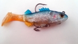 Prologic Rattle Shad Blue Shiner 9,5 cm