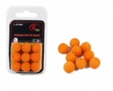 Zfish Pěnová Nástraha Foam Pop up Baits Orange 15mm
