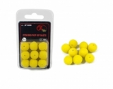 Zfish Pěnová Nástraha Foam Pop up Baits Yellow 15mm
