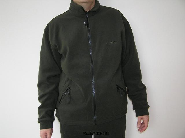 Salewa FWG Fleece bunda Elk  vel.M