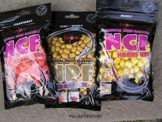 Carp Zoom NPF - Natural Pellets Floaters-vanilka 50 gr