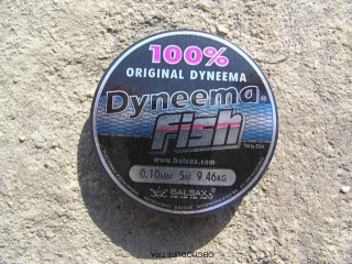 Balsax Dyneema Fish 0,10 mm 5m