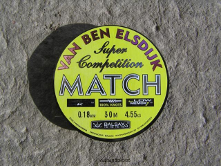 Balsax Match 0,18 mm 30 m