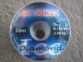 Mivardi Diamond 50m 0,15 mm