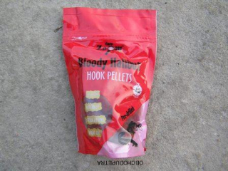 Carp Zoom Strawberry Hook Halibut Pellets