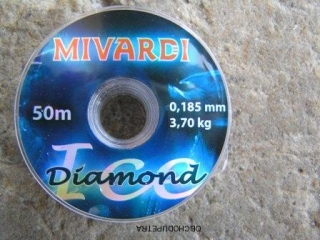 Mivardi Diamond 50m 0,18 mm.