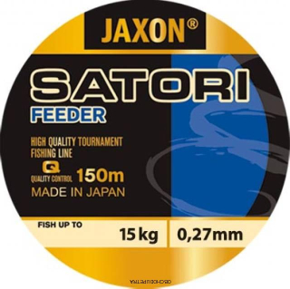Jaxon Satori Feeder 150m 0,16 mm