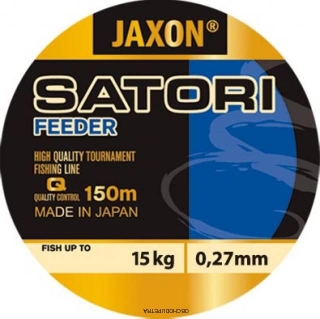 Jaxon Satori Feeder 150m 0,20 mm