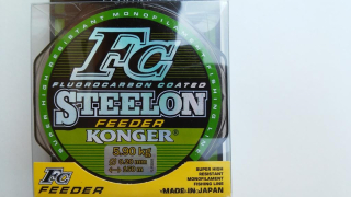 Konger Steelon FC Feeder 150m 0,22mm