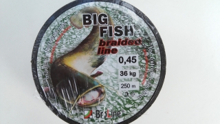 Broline Big Fish 0,45 mm-250 m