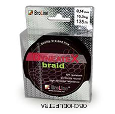 Broline Dyneatex 135m 0,16 mm