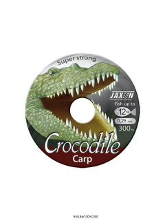 Jaxon Crocodile Carp 300 metrů 0,27 mm