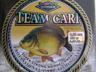 Konger Team Carp 0,28 mm-320 m