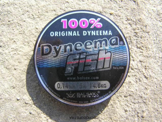 Balsax Dyneema Fish 0,14 mm 5m