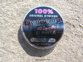 Balsax Dyneema Fish 0,16 mm 5m