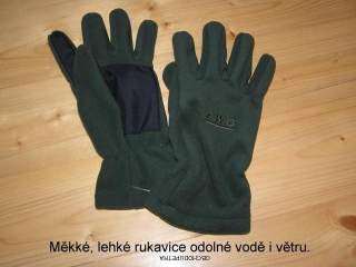 Salewa FWG Windproof prstové rukavice vel. L