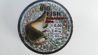 Broline Big Fish 0,50 mm-155 m